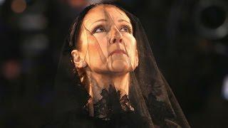 Celine Dion Breaks Her Silence After Husband Rene-Angelil's Funeral