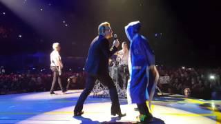 U2 - Mysterious Ways - tour iNNOCENCE + eXPERIENCE - Dublin - 11/24/2015