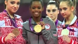 McKayla Maroney Video featuring Jeff Lazare's song, She's Not Impressed