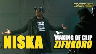 """Niska - Making of R.A.P. R&B du clip Zifukoro : """"Le rap français va trembler""""..."""