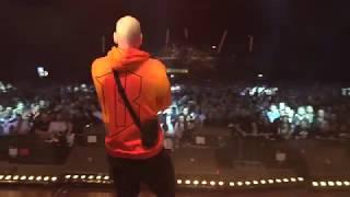 "Paluch ""SZAMAN"" Live @ Hip-Hop Festival Wrocław 2017"