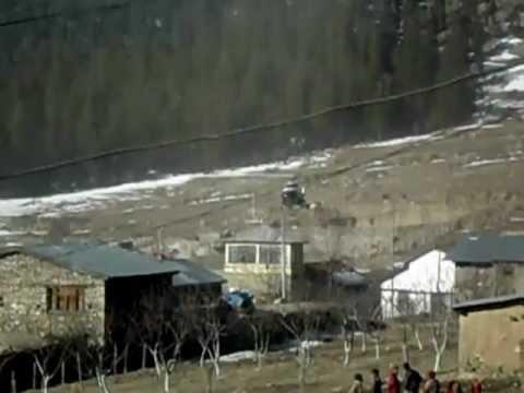World Dangers Flight in Humla Nepal