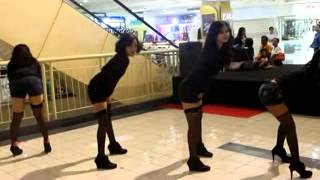 ZBCrew STELLAR DC (MARIONETTE) @K-Dance Fest 2014 Grandmall 310514