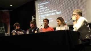 Os Azeitonas (apresentação Serviço Ocasional) - O que é o Pander?