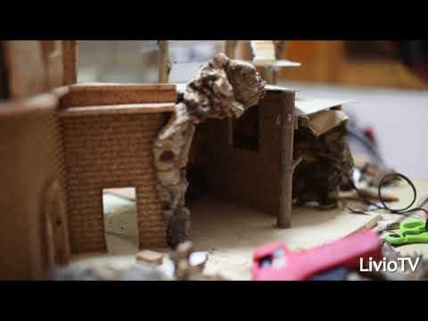 Come costruire un presepe in legno fai da te mania for Piani di idee per la costruzione di ponti