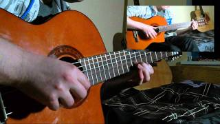 Cancion del mariachi (guitar cover)