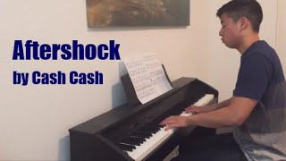 Cash Cash - Aftershock | Piano cover by xtimcheng
