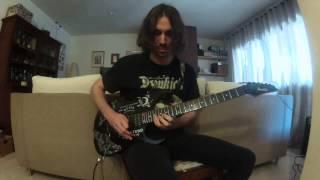 DROPKICK MURPHYS - I'M SHIPPING UP TO BOSTON (Guitar Cover)