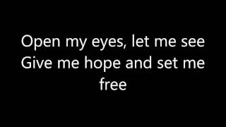 Ashes Remain - Change my life [Lyrics]