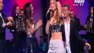 Trik Fx - Jutro Je - (LIVE) - Kraljev Show - (Tv Happy 2014)