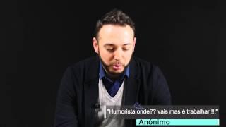 Rui Sinel de Cordes lê insultos nas redes sociais