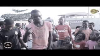 Tropa P do Gamek - Xinguila - Kuduro Angola - Stress TV 2013