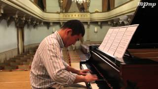 ALFREDO KEIL | Bohémiens, op. 12, n.º 12 | Tomohiro Hatta, piano