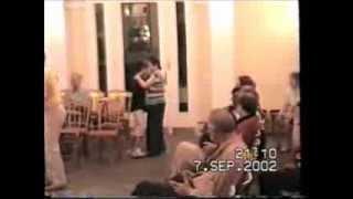 Valsa Mágica do Pedro! @ Viena (Áustria) - 2002