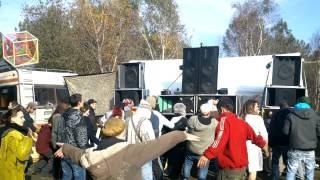 Teuf bussac set psytrance 2012