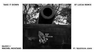 """Dloxx & Machel Montano ft. Teddyson John - Take It Down (Remix) """"2017 Soca"""""""