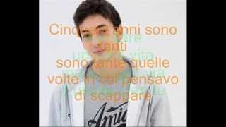 Luca Tudisca Dialogo più testo