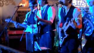 Allie's video of the Beni-Beatles, Benidorm November 2011