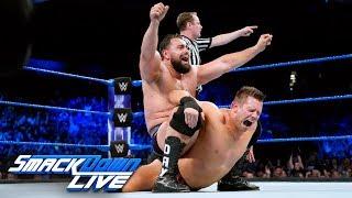 Rusev vs. The Miz - Gauntlet Match Part 4: SmackDown LIVE, June 19, 2018