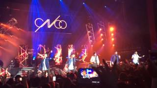 Tan Fácil - CNCO live at The Fillmore Theater