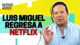 ¿Qué esperar de la segunda temporada de Luis Miguel, la serie?