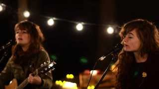 The Hunts- Silent Night cover- live