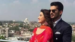 Ishq Mein Marjawan NEW SONG Colors Arjun Bijlani and Aalisha Panwar 2017 September