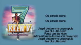 keen'v - donne moi un son (officiel video lyrics )