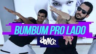 Kuarto de Empregada - Bumbum Pro Lado - FitDance 4k | Choreografia | Coreography