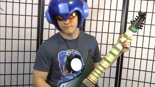 Lucas Mann - Rings of Saturn - Mega Man X6 - Blaze Heatnix Guitar Cover