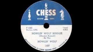 Howlin' Wolf - Howlin' Wolf Boogie