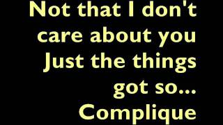 Lady Gaga - Nothing Else I Can Say (Eh, Eh) (Lyrics)