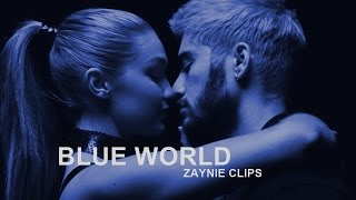 ZAYN + GIGI - BLUE WORLD
