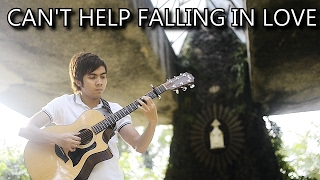 Can't Help Falling In Love - Elvis Presley (fingerstyle guitar cover)