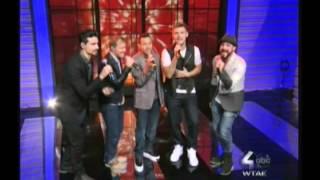 Backstreet Boys @ Permanent Stain Acapella