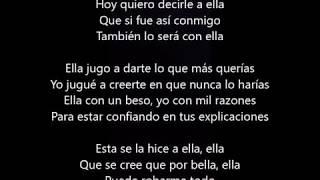 A ella Karol G letra lyrics