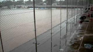 Alojamento do Guarani inundado!!!2011