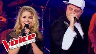 The Voice 2013   Sophie Tapie VS Lord Bitume - Love the Way You Lie (Eminem & Rihanna)   Battle