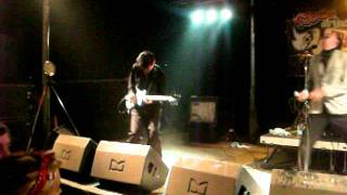 "THE CAEZARS ""Shakedown""10.07.2011 SJOCK FESTIVAL Gierle Belgium (WILD RECORDS)"