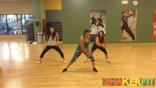 DROP by Diplo & DJ Snake Feat Big Freedia-ZHAKERFIT™ choreograpy by Viry