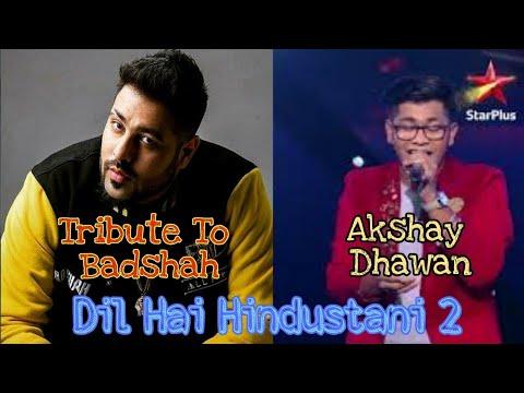 Download thumbnail for RAP ON BADSHAH BY AKSHAY DHAWAN