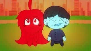 Notice Me Senpai! (Fan Video for iHasCupquake)