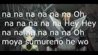 Fairy Tail - Oppening 15 (2014) LYRICS