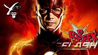 RAP Homenagem #12 | Barry Allen REMIX (The Flash) - Yuri Black | Beat: Jordan Beats