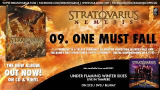 """Stratovarius Nemesis Album Prelistening 09 """"One Must Fall"""" Snippet - Out February 22nd 2013"""