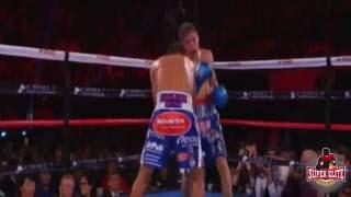 Roman Gonzalez vs Carlos Cuadras Fight Replay