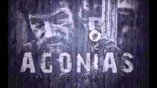 GriLocks ft. Khapo - AGONIAS (Prod. Khapo)