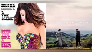 Selena Gomez + Martin Garrix and Dua Lipa - LYLALS/Scared to Be Lonely (Mashup)