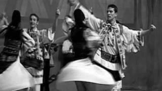 Învârtita și Joc de doi / Turning couple dances