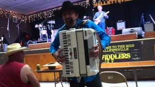 "Chris Rybak Band - ""Cotton Eyed Joe"" 